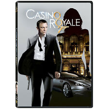 PELICULA DVD 007 JAMES BOND CASINO ROYALE PRECINTADA