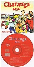 Los Paletos - Charanga Mix   CD 1996