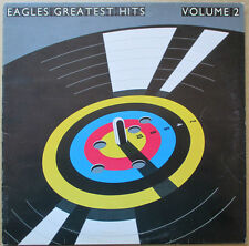 • LP Eagles - Greatest Hits Volume 2 (1982) Compilation VG++ hotel california