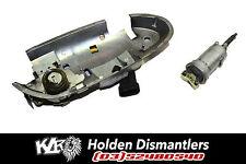Genuine Holden Door Lock Key & Ignition Barrel Kit VT VX VU VY VZ WH WK WL - KLR