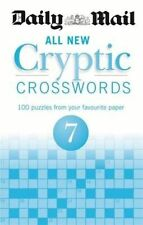 Daily Mail All New Cryptic Crosswords 7, Daily Mail
