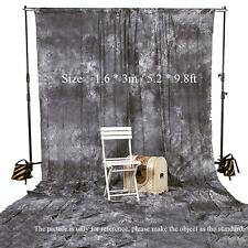 Photography Studio Video 1.6*3m/5.2*9.8ft Tie Dyed 100% Cotton Muslin Backdrop