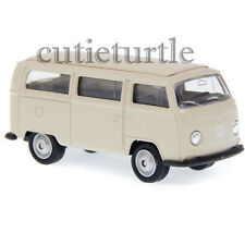 Welly 1972 Volkswagen Bus T2 1:60 Diecast Toy Car 58270D Beige