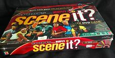 New Factory Sealed ESPN Scene It? Sports Edition (DVD / HD Video Game)