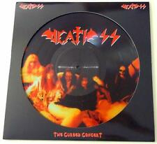 DEATH SS The Cursed Concert LP Picture Disk + poster NEW Paul Chain Bulldozer