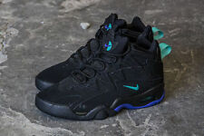 Nike Air Flare Agassi Basketball Sneakers Black HyperGrape Teal 705438-001 SZ 12