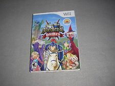 Medieval Games for Nintendo Wii MINT COMPLETE TESTED & WORKING Game