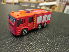 UNBRANDED FIRE ENGINE AFL-CI0 CLC FIRE TEAM MATCHBOX SIZE UNBOXED NEW