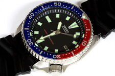 Seiko 17 jewels Divers 7002-7001 automatic - Serial nr. 380754