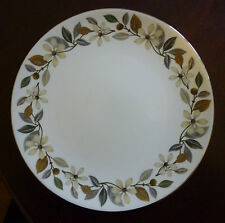 Wedgwood Beaconsfield Cake or Bread & Butter Plate Silver Rim s/s