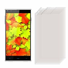 6 x Clear LCD Screen Protector Film Foil Saver for Doogee Dagger DG550
