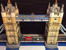 LEGO Creator Tower Bridge 10214 London BUILT 99.9% COMPLETE