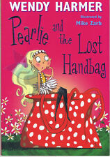 PEARLIE AND THE LOST HANDBAG ~  Wendy Harmer VGC