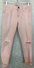 Current Elliott Jean Pink Destroy The Fling Size 23