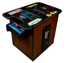 NEW CYBER MONDAY SAL CHERRYWOOD COMMERCIAL VIDEO ARCADE COCKTAIL TABLE