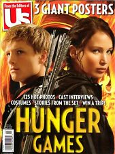 Us Magazine The Hunger Games Special 3 Giant Posters 125 Pictures Interviews