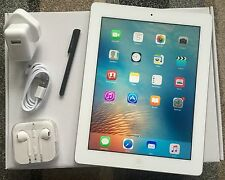 EXCELLENT Apple iPad 3rd Generation 64GB, Wi-Fi, 9.7in, Retina Display, White
