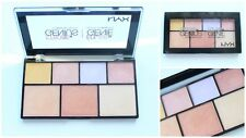 New in Box! NYX Cosmetics Strobe of Genius Highlighting Illuminating Palette