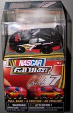 2011 Spin Master Nascar FULL BLAST Pull Back Car - Josh Wise #7 Air Hogs