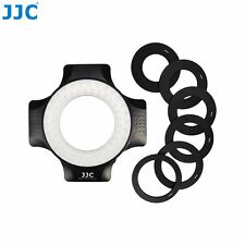 New JJC LED-60 60pcs Macro Ring LED Light for universal DSLR Camera with Adapter