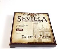 Sevilla Guitar Strings  Classical  Tie End  High Tension  EMP Coated