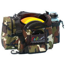 NEW FADE GEAR CRUNCH BOX  DISC GOLF BAG - DUDE! Camouflage