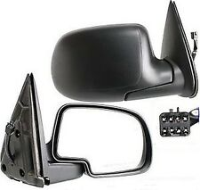 2003-2006 Cadillac Escalade ESV Passenger Side Power Heated Folding Mirror NEW