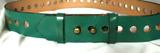 RARE 1970s Senior Girl Scout HOLEY BELT for Tunic Hippie Look Halloween Costume