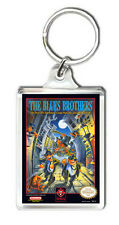 THE BLUES BROTHERS NES KEYRING LLAVERO