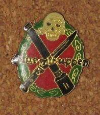 NOA14: PINS SKULL PIN KNIFE 1""