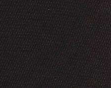 Classic Star Trek TOS Men's Uniform Black Collar Fabric - Springweave