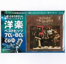 """Sealed! DOOBIE BROTHERS Listen To The Music JAPAN PROMO-ONLY 3""""CD WGSP-1009"""