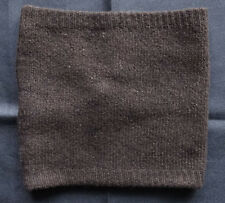 RALPH LAUREN  BLACK LABEL 100% CASHMERE SNOOD SCARF