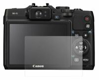 2 Pack Screen Protectors Cover Guard Film For Canon Powershot G16