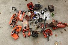 Husqvarna 394 395 chainsaw rebuild offer worth saving