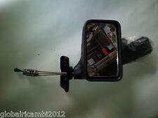 Specchio Retrovisore Esterno SX Fiat 127 3° serie dal 1982