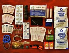 Tactical Military Survival Pouch Emrgency Kit Outdoor Car Home Disaster Trauma