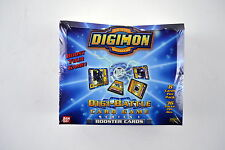 Digimon Series 1 Booster Box 36 Packs 1st Edition Brand New & Factory Sealed!