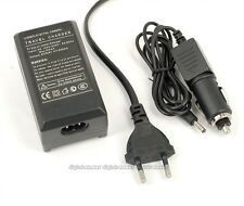 EU Plug BATTERY CAR CHARGER NB-3L FOR CANON IXUS 750 SD110 SD500 PC1060 PC1114