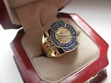"NEW! Gents ""NRA Life Member"" CREST Ring *"