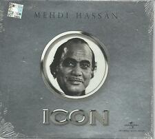 MEHDI HASSAN ICON - NEW ORIGINAL SOUNDTRACK CD - FREE UK POST