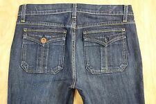 Women's GAP 1969 Limited Edition Made USA Denim Blue Jeans Size 6 Stretch A3