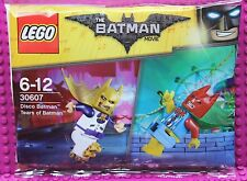 LEGO ® personaggio Batman movie OVP Polybag 30607 New non aperto 2 personaggi