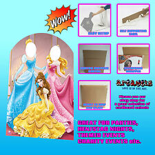 PRINCESS STANDIN PRINCESSES CASTLE DISNEY PRINCESSES CASTLE FROZEN HUGE SC599
