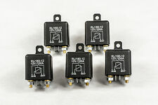 5 x 12V Heavy Duty Split Charge 100A ON/OFF Relay Car Van Boat 100 Amp - 4 Pin