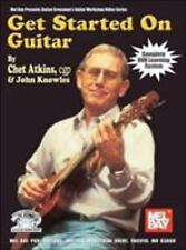 Stefan Grossman's Guitar Workshop: Get Started on Guitar by Chet Atkins and...