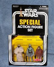 STAR WARS KENNER 2012 SPECIAL ACTION FIGURE SET VILLAIN SET TARGET EXCLUSIVE