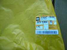 Genuine Cat 325-1384 STRAP CLAMP Caterpillar (CAT)
