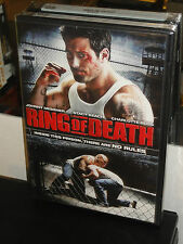 Ring of Death (DVD) Charlotte Ross, Johnny Messner, Stacy Keach, Bradford May,