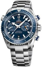 232.90.46.51.03.001 | NEW OMEGA SEAMASTER PLANET OCEAN BLUE MENS TITANIUM WATCH